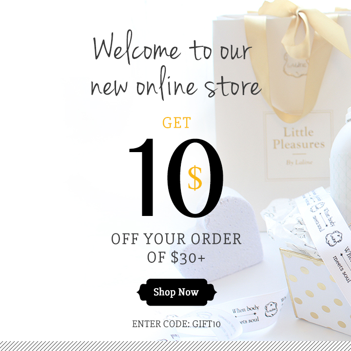 10$ off order of 30$+