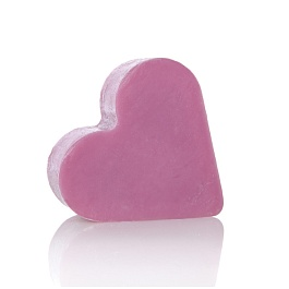 Girls Heart Soap