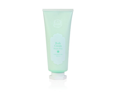 Body Cream in Tube Frozen Pear