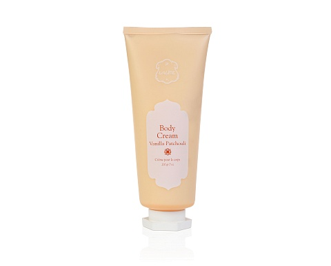Body Cream in Tube Vanilla patchouli