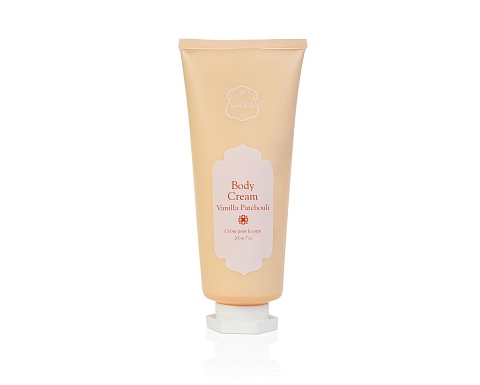 Body Cream in Tube 200 gr