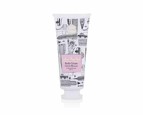 Body Cream Tube