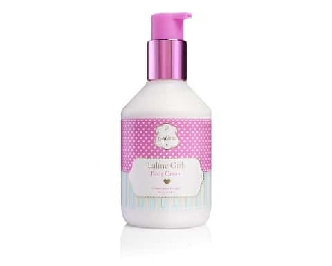 Laline Girls Body Cream
