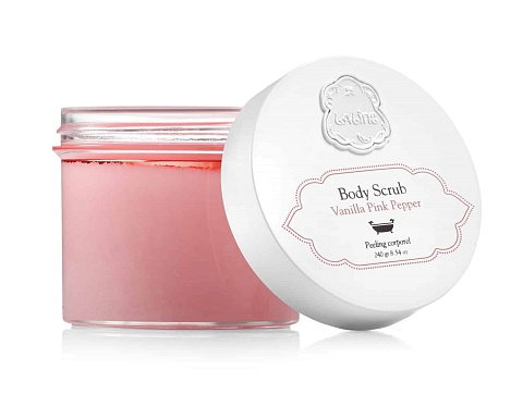 Body Scrub 240 gr
